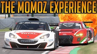 Gran Turismo Sport: The Momoz Experience
