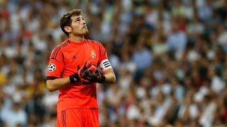 La despedida más triste de un mito || Iker Casillas