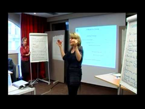 Marta Santos: change management
