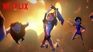 Trollhunters - Dreamworks | Featurette - Guillermo del Toro | Netflix