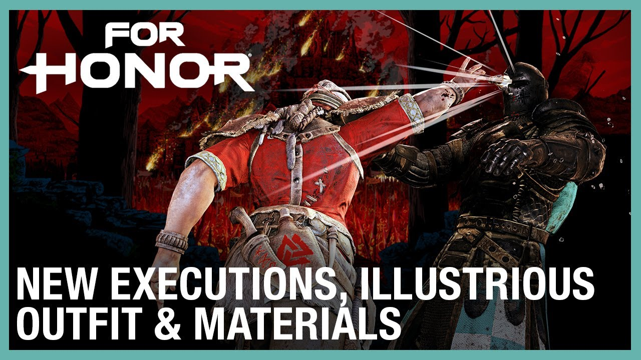 For Honor: New Executions, Outfit & Material | Weekly Content Update: 09/17/2020 | Ubisoft [NA]