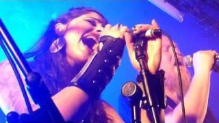 TRISTANIA - Amnesia -  Live PARIS 2010