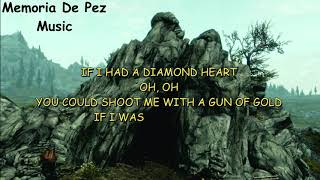 Alan Walker - Diamond Heart (Lyrics) Ft Sophia Somajo