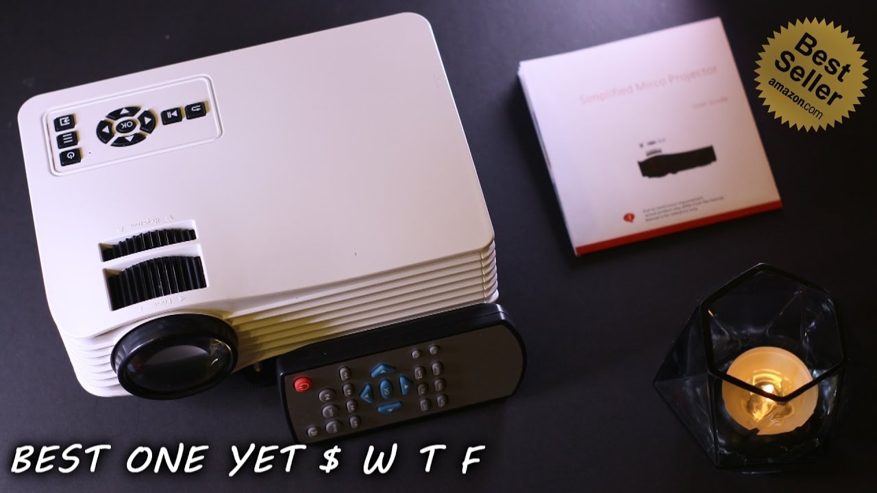 Best Amazon Ultra Budget Projector