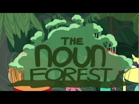 Twinkle Trails Episode 4 The Noun Forest Musical