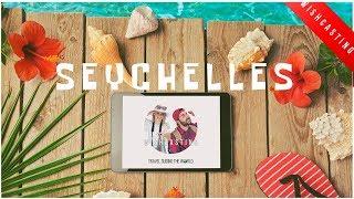 🌴Seychelles Best Beach 2019: La Digue Island, Trekking, Secret Beach | Paradise Vacation 2019 3/4
