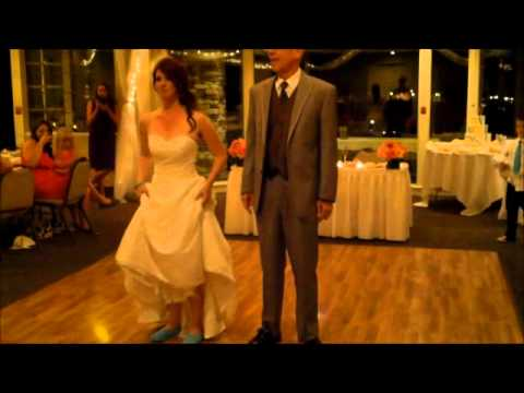 Father Daughter Party Rock Anthem Wedding Dance