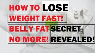 How to Lose Weight Fast(How to lose Weight Fast,?Are you tired of dieting & exercising but still not able to shed those stubborn fats? Use these combinations and get rid of belly fat, ..., 2017-01-28T23:44:02.000Z)