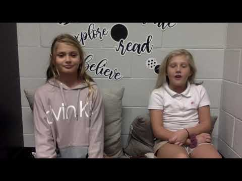 Elsanor School Morning Announcements 10/10/19