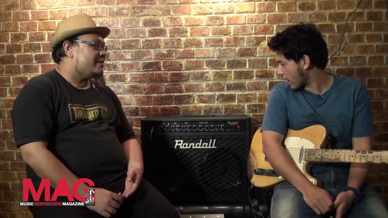 Product Review Randall AMP