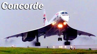 Concorde - conquering Machs