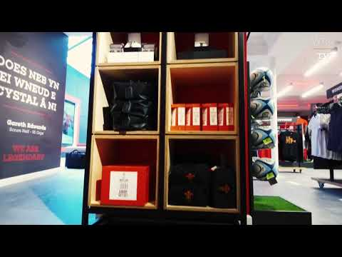Offical Welsh Rugby Store | WRU TV