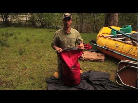 VIRTUAL COACH: How To Pack A Raft