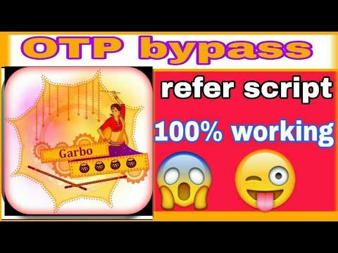 refer bypass OTP bypass online script refer script