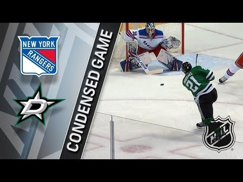 New York Rangers vs Dallas Stars – Feb. 05, 2018 | Game Highlights | NHL 2017/18. Обзор матча