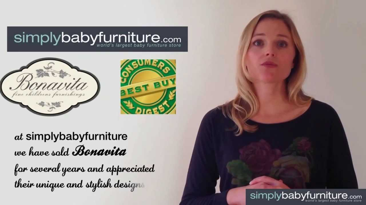 Who Is Bonavita Baby Furniture? Brand Video   YouTube
