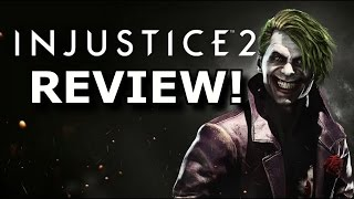 Injustice 2 Review! BRUTAL Fighting Fun? (PS4/Xbox One)