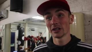 'DOMINIC NEGUS HAS KILLED ME THIS TIME!' - BOY JONES JR DEFENDS SOUTHERN AREA TITLE v CRAIG POXTON