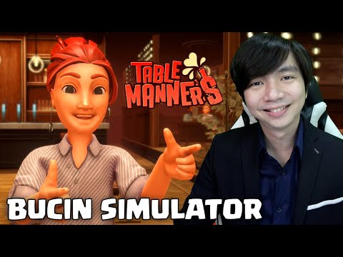 Bucin / Pacaran Simulator - Table Manner Indonesia - 동영상