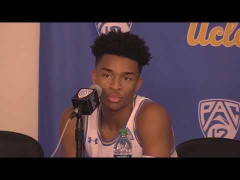 Jaylen Hands Post Game Presser - Detroit Mercy vs. UCLA