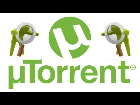 Como usar uTorrent. Descarga, consejos y...