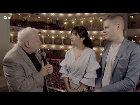 #Cliburn2017 - Interview with Leonard Slatkin