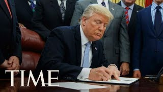 President Trump Signs A Proclamation To Honor Dr. Martin Luther King Jr. Day   TIME
