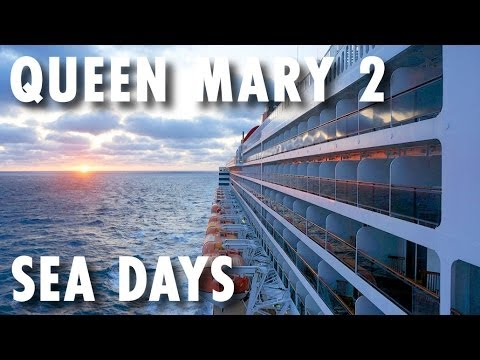Queen Mary Experience What One Is To Do With Six Sea Days - Queen of the seas cruise ship