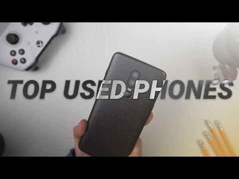 Top Used Phones (2019)