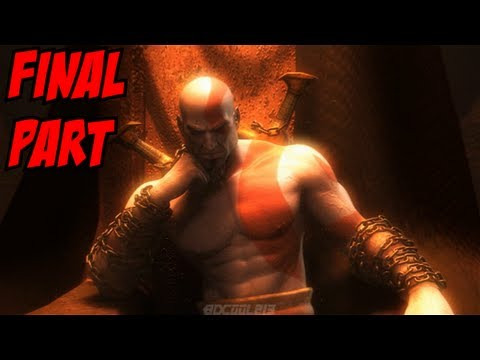God Of War 1 - Part 11 Of 11 (Final Boss & Ending)