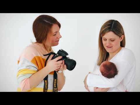 Authentic Baby Photography | Newborn Photographer in Hampshire