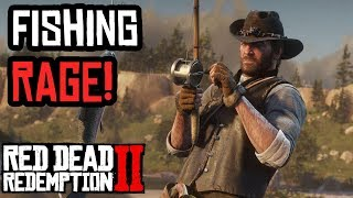 RED DEAD 2 LIVE RAGE WITH MO DYNAMITE!