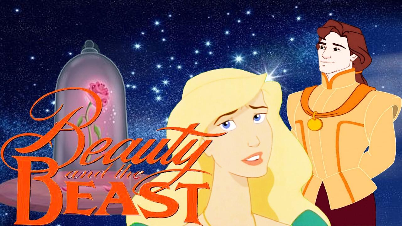Beauty & The Beast-Final Trailer [Non/Disney Style]