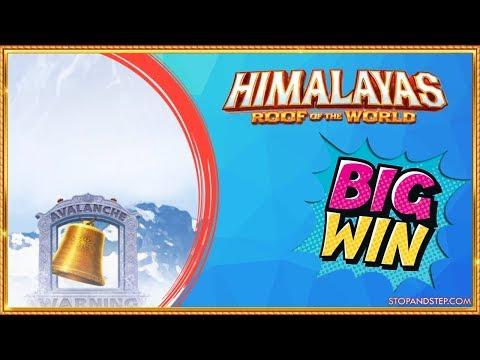 Himalayas slot ** BIG FREE SPINS BONUS ** - 동영상