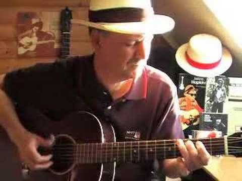 Going Down Slow - Acoustic Fingerpicking Blues - Geoff Bradford/Lightnin