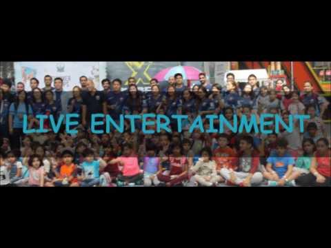 Summer Entertainment City - Qatar Summer Festival