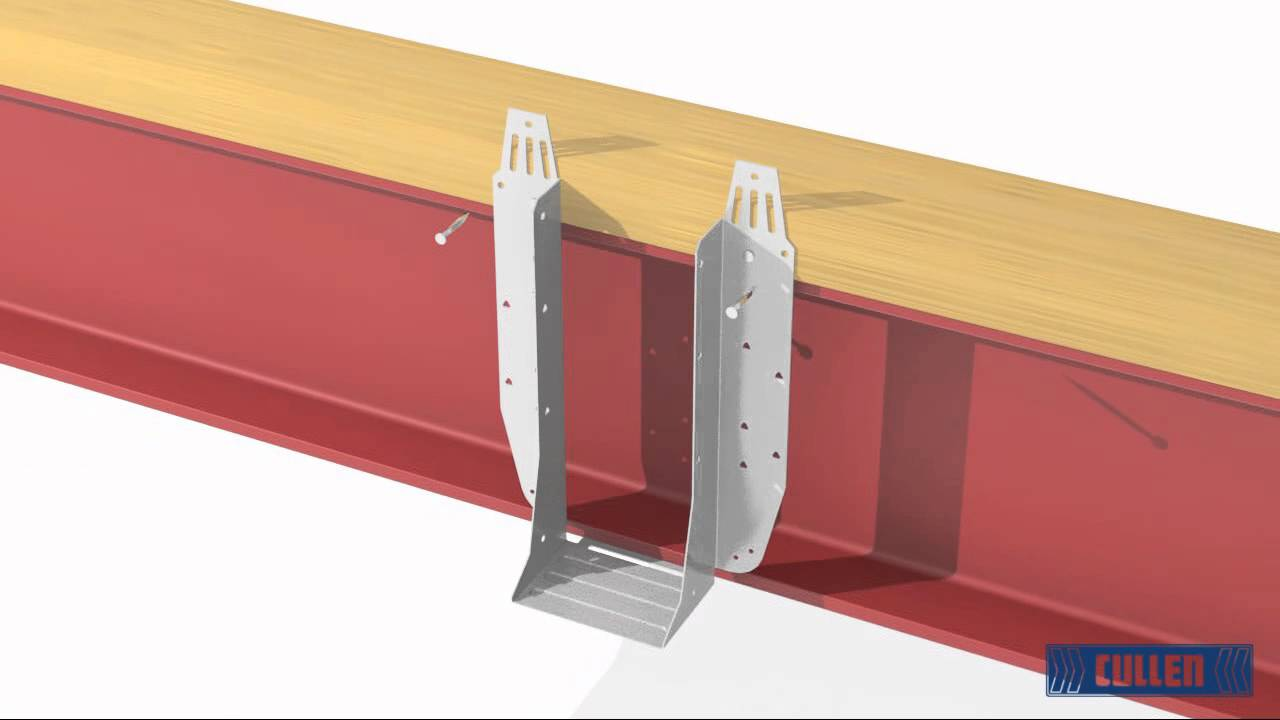 How To Install A Uh To Steel Beam With Packer On Top I