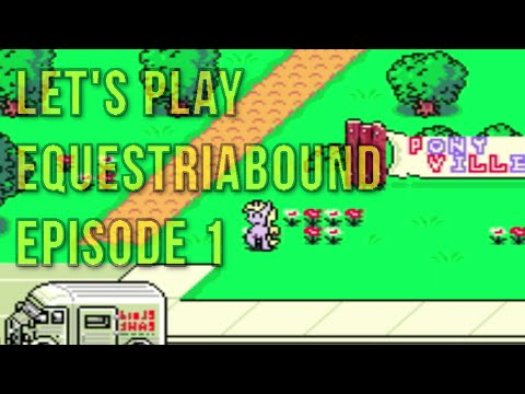 [Blind Let's Play] EquestriaBound  - Part 1