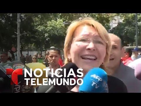 Asamblea Constituyente destituye en la Fiscal General de Venezuela | Noticiero | Noticias Telemundo