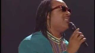 Stevie Wonder - Tomorrow Robins will sing (Conversation Peace)