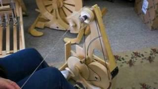 The Bee Travel wheel from SpinOlution