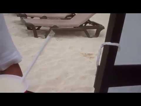 Fun Day on the Beach - Cancun, Mexico