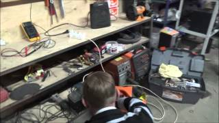 видео Инверторный генератор Patriot