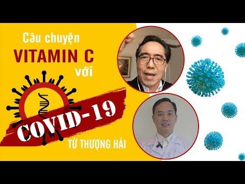 Nghiên Cứu Covid 19 - Vitamin C - Kim Thai Hotel