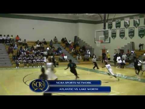 ATLANTIC COMMUNITY VS LAKE WORTH BASKETBALL GAME