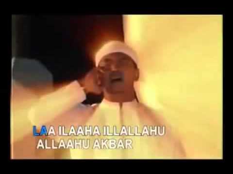 Gema Takbir Idul Fitri Alm  Ustadz UJE Bikin MERINDING
