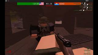 Roblox Unit 1968: Vietnam | I guess good KDR?