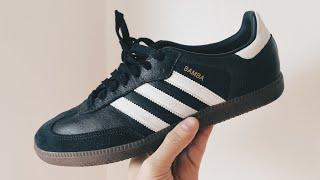 ADIDAS ORIGINALS SAMBA OG REVIEW - (Classic All-Occasion Sneakers)