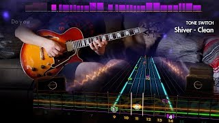 rocksmith remastered - dlc - coldplay -shiver
