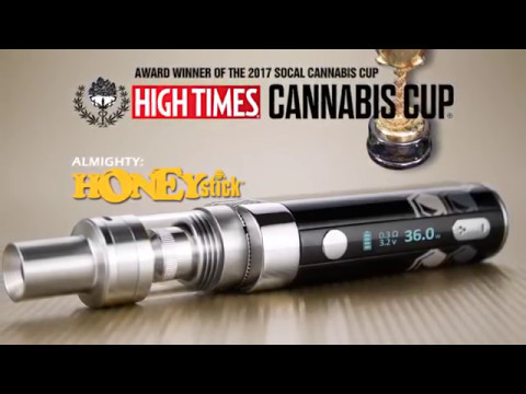 HONEYSTICK THICK OIL VAPORIZER